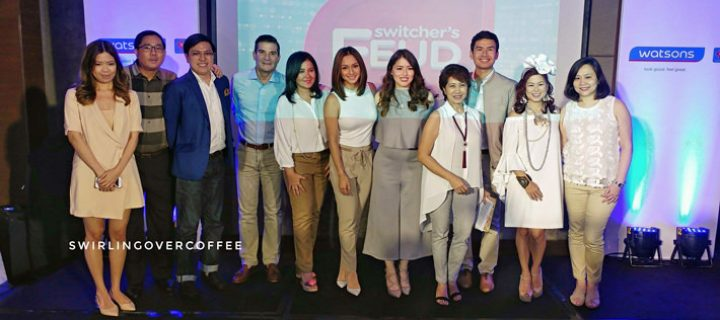 Watsons 2017 Switch and Save campaign adds Kylie Padilla as new ambassador; launches new TV Commercial