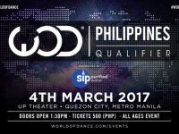 Sony Philippines Powers World of Dance PH 2017