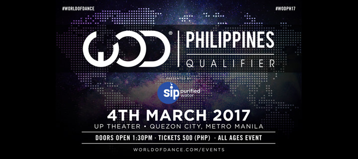 Sony Philippines Powers World of Dance PH 2017