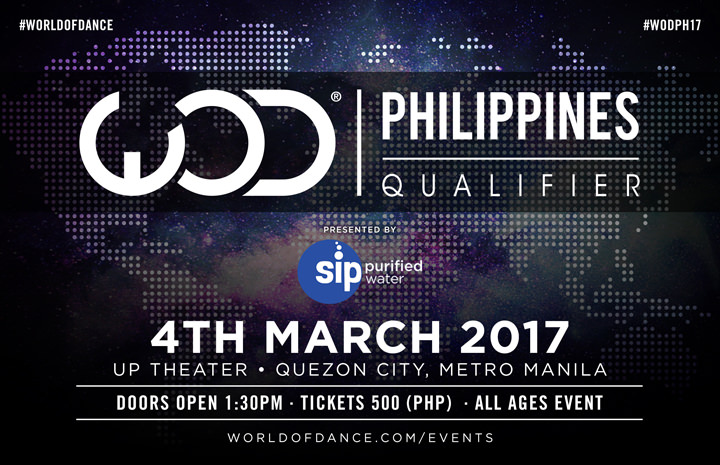 World of Dance Philippines 2017