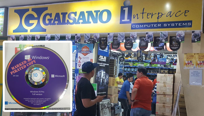 Gaisano Interpace PAPT