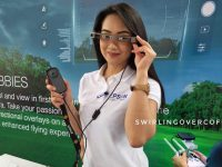 Epson announces launch of world's lightest OLED binocular see-through smart glasses, the Moverio BT-300