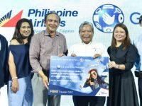 Globe, PAL partnership to benefit OFWs and PH Tourism