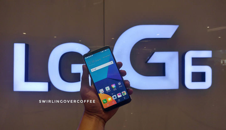 The Php 37,990 LG G6 is now available in the Philippines