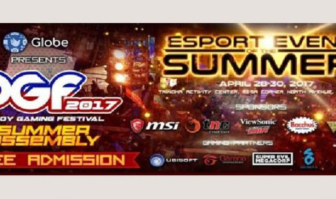 MSI Philippines Pinoy Gaming Festival Early Bird Promotion