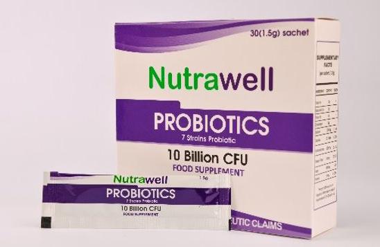 Nutrawell Probiotics