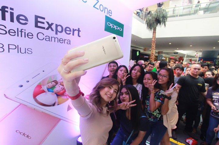 A step forward: OPPO seizes growth with 'Selfie Expert' F1s