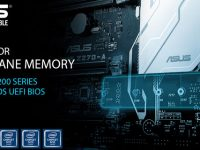 ASUS Announces Support for Intel Optane Memory