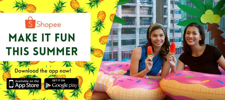 Shopee shares sizzling ideas for upcoming summer season