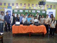 Epson provides technical training to Gift of Brightness beneficiary San Jose Elementary School-PagibigsaNayon Annex