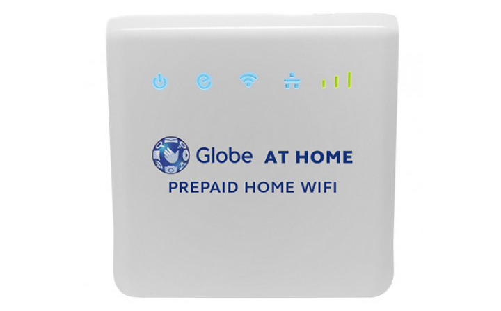 Globe At Home's Prepaid Home WIFI device is a no-installation, no-monthly-fees Internet ...