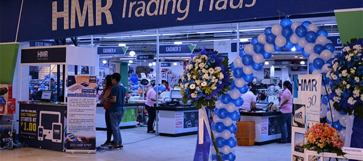 HMR Trading Haus Opens in Fairview Terraces, Ayala Mall