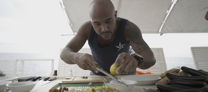 Surfs Up with Chef JP Anglo