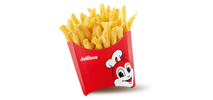 Round up the squad for Jollibee's Jolly Crispy Flavored Fries in