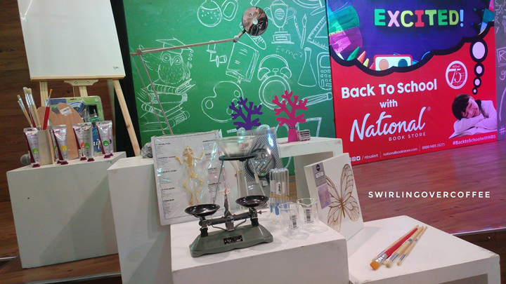 Get the Best Back-to-School Finds at National Bookstore