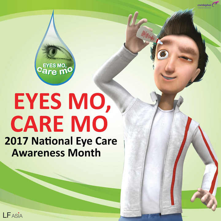 National Eye Care Awareness Moth 2017