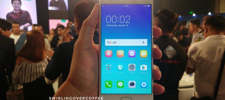 OPPO F3 and F3 Plus now available at Smart Postpaid Plans