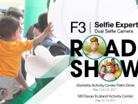 Where phone meets fashion: OPPO F3 goes on tour