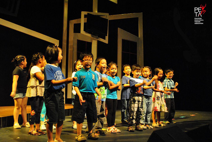 PETA Summer Program, Theater Workshop