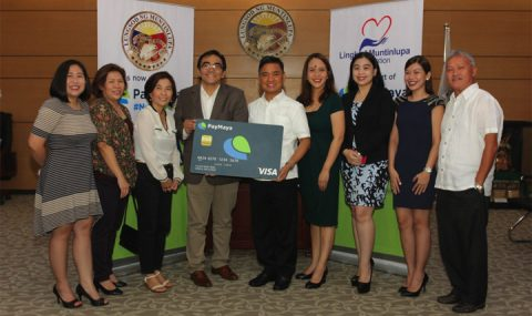 PayMaya Philippines, City of Muntinlupa empower citizens with access to the digital economy