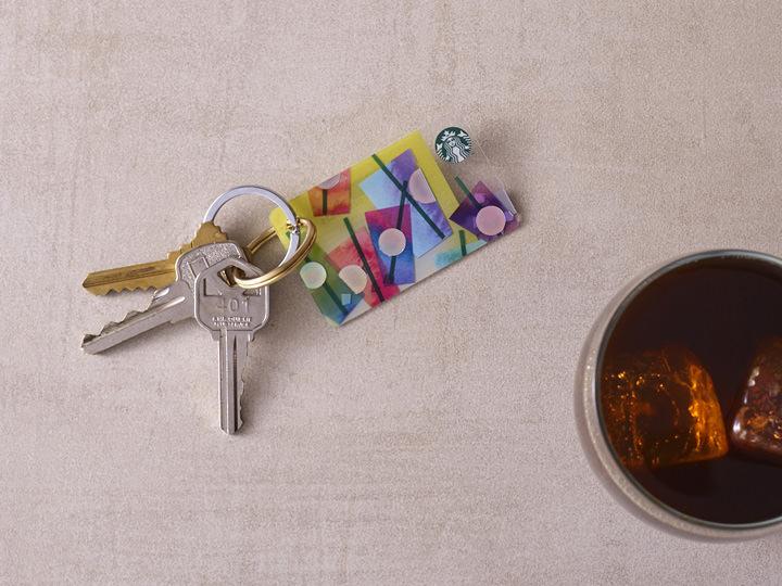 Starbucks Chill Mini Card