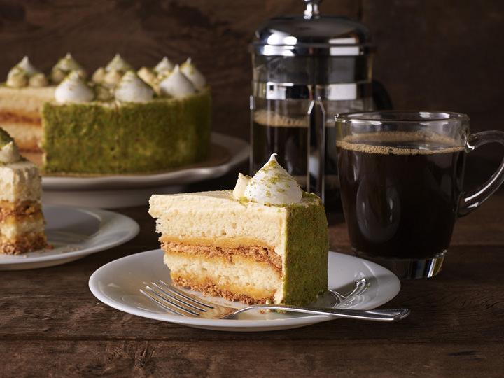 Starbucks Lime Torte Cake