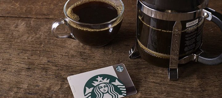 Make summer more rewarding with My Starbucks Rewards