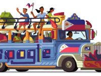 Google doodle celebrates Philippines' 119th Independence Day