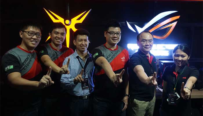 ASUS, Mineski, In Win join forces for Blitz iCafe