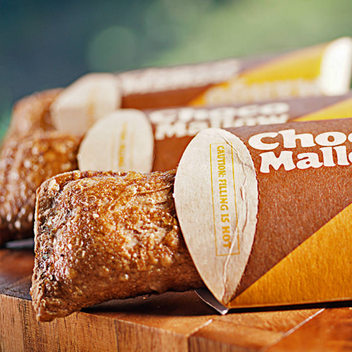 Jollibee Choco Mallow Pie