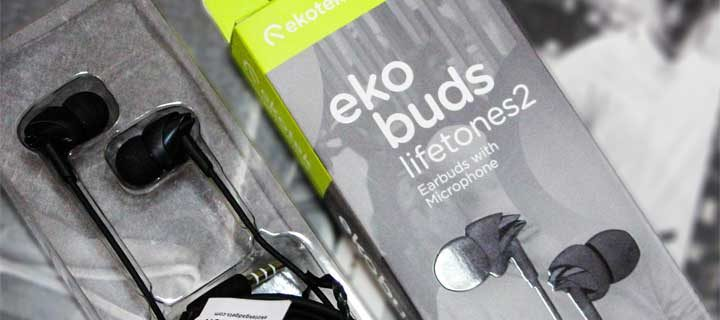 Ekobuds Lifetones 2: Revamped with a new design and better sound