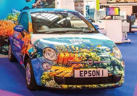 Epson Fusion 8