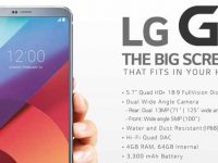 Free premium items worth Php 3,000 up for grabs in LG G6 promo