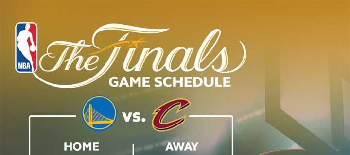 How to watch the NBA Finals right at the comfort of your own home