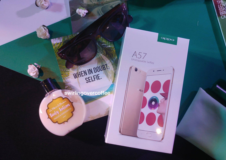 The OPPO A57 is an P11990, 5.2-inch midrange phone with a 16MP selfie camera