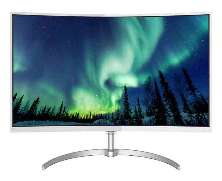 Philips Monitor, Ultra Wide-Color Accuracy, Philips 278E8QJAW