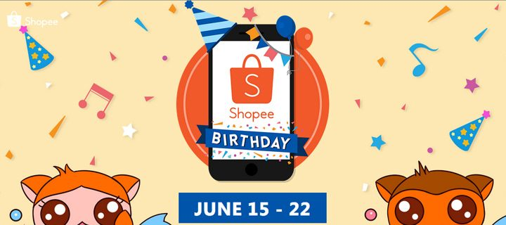 Shopee Philippines Celebrates 2 Years of Continued Success