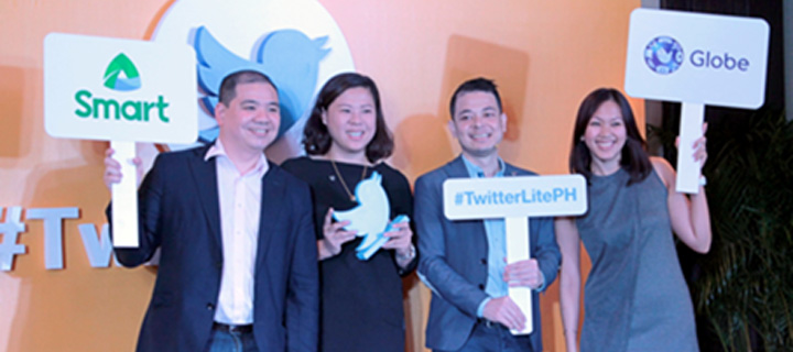 Twitter, Globe, and Smart to Provide Daily Entertainment Updates to over 120 Million Mobile Phone Subscribers in the Philippines