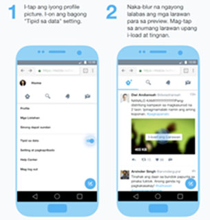 Twitter Lite Globe Smart 3