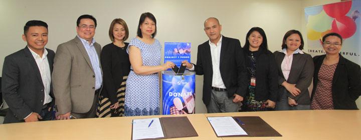 UnionBank Globe Telecoms Project 1 Phone