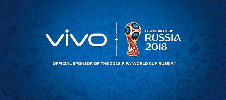 Vivo Becomes Official Sponsor of the 2018 and 2022 FIFA World Cup™  Vivo is the Exclusive Smartphone Sponsor of the  2018 and 2022 FIFA World Cup™