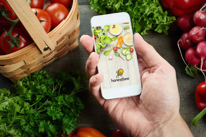 honestbee, grocery app