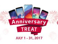 Get the LG G6 for only P29,990 during LG's 70th Anniversary