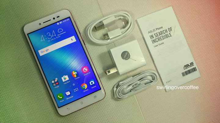 ASUS Zenfone Live Unboxing and First Thoughts [Video]