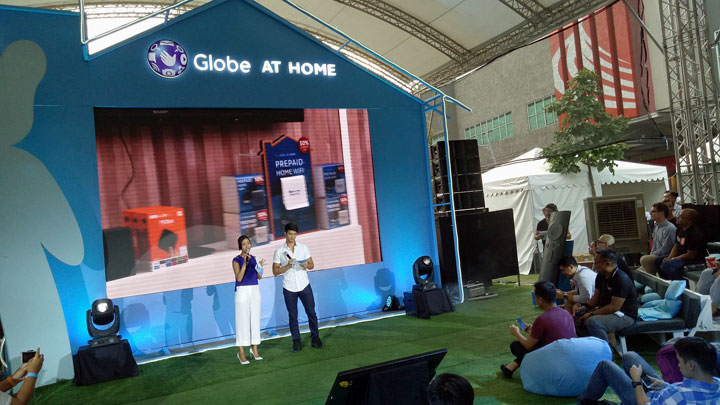 Globe StreamFest Event