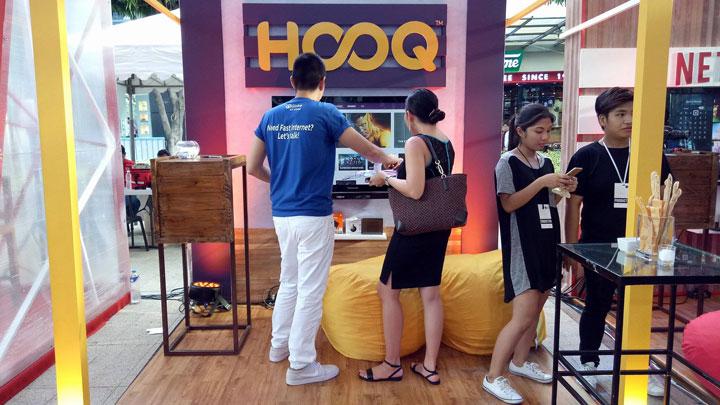 Globe StreamFest HOOQ
