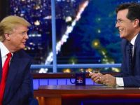 When the Political Turns Comical: How top statesmen met their match with Stephen Colbert