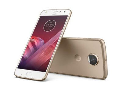 P24999 5.5-inch FHD AMOLED, SD 626, 4GB RAM, 3000 mah battery Moto Z2 Play now available
