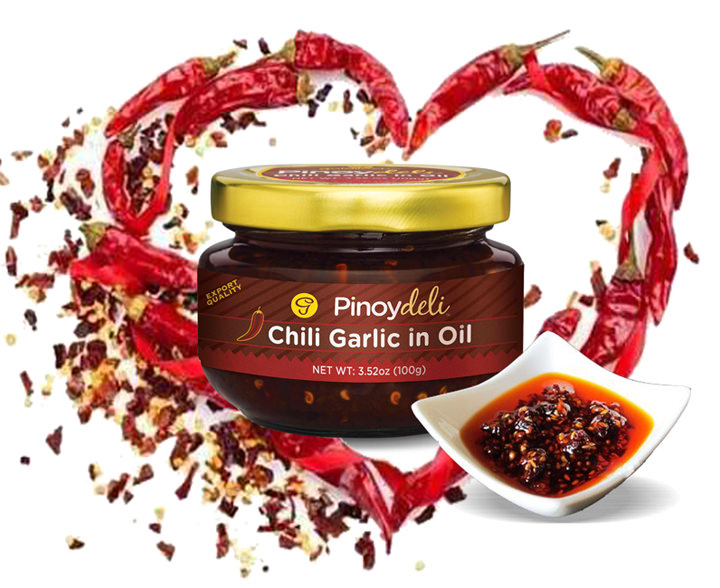 Goldilocks Pinoydeli-Chili-Garlic-Oil