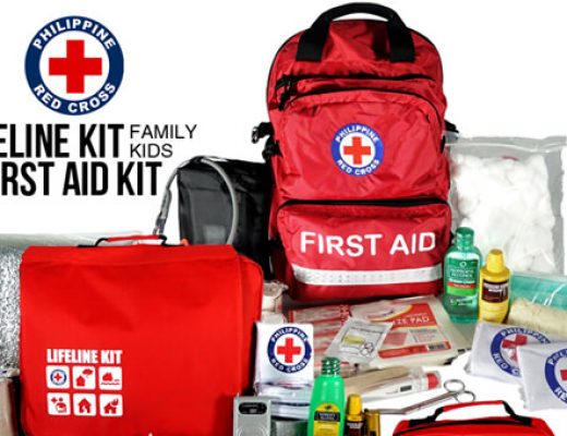 Be Prepared for Disasters – Get the Philippine Red Cross Lifeline Kits on Shopee